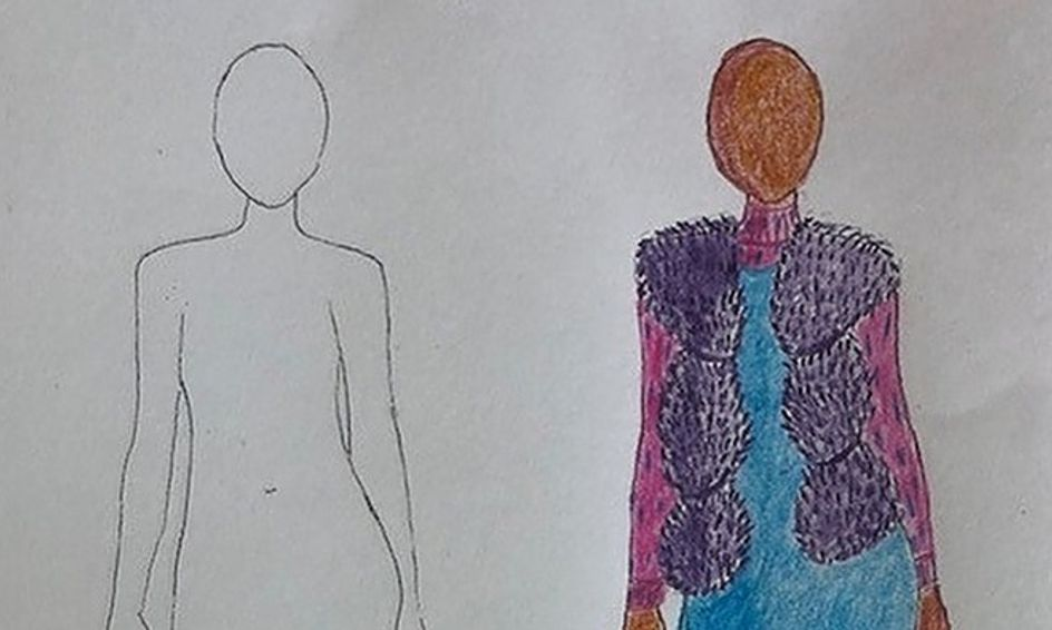 Sketch Like A Fashion Designer Patterns Texture Small Online Class For Ages 8 12 Outschool
