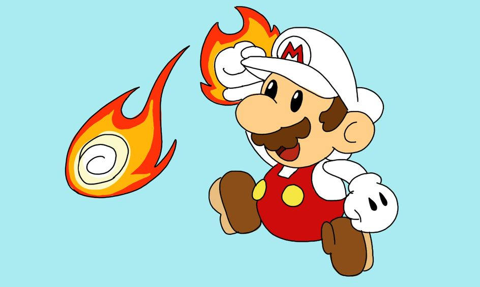 Biggie Ron S Super Mario World Drawing Club Small Online Class