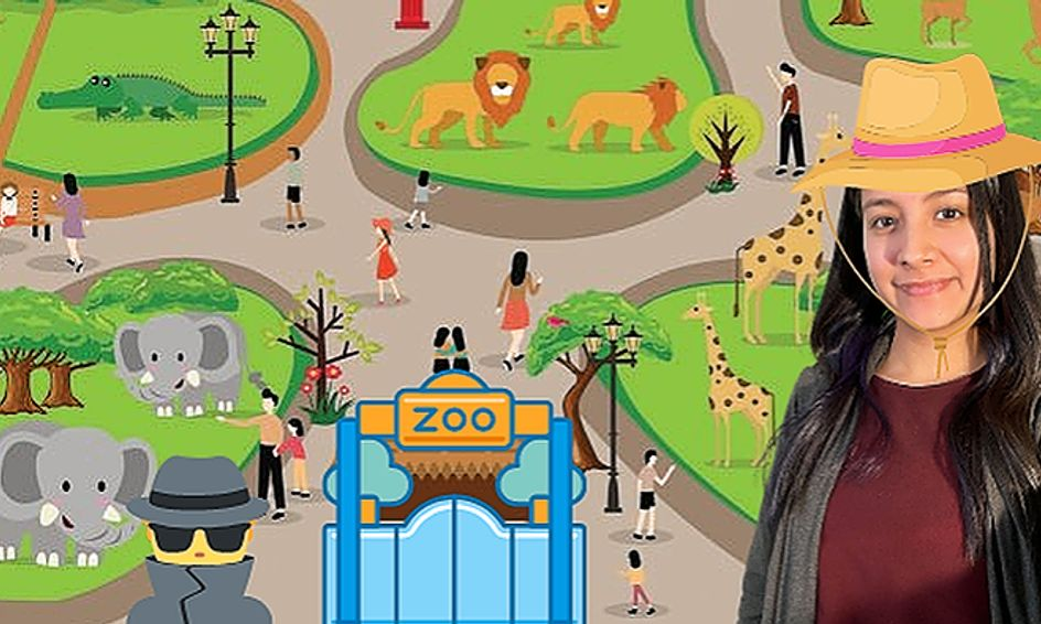 Escape The Zoo Virtual Escape Room Small Online Class For Ages 7 10 Outschool