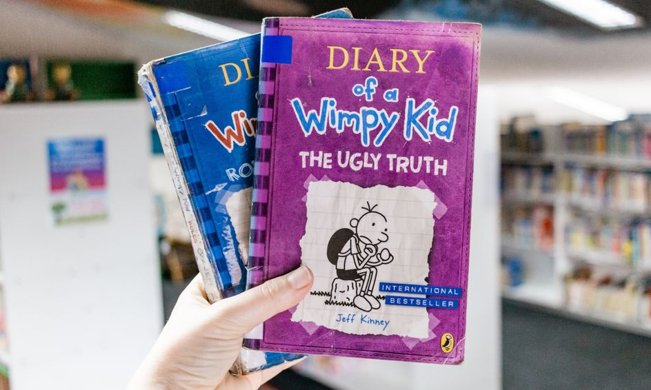 Diary Of A Wimpy Kid Series Book Club Small Online Class For Ages 9 11 Outschool