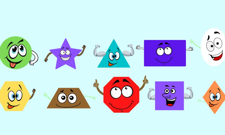 Meet the Shapes Preschool Fun: Shape Bingo, Shape Find, Drawing Shapes and  More! | Small Online Class for Ages 3-5 | Outschool