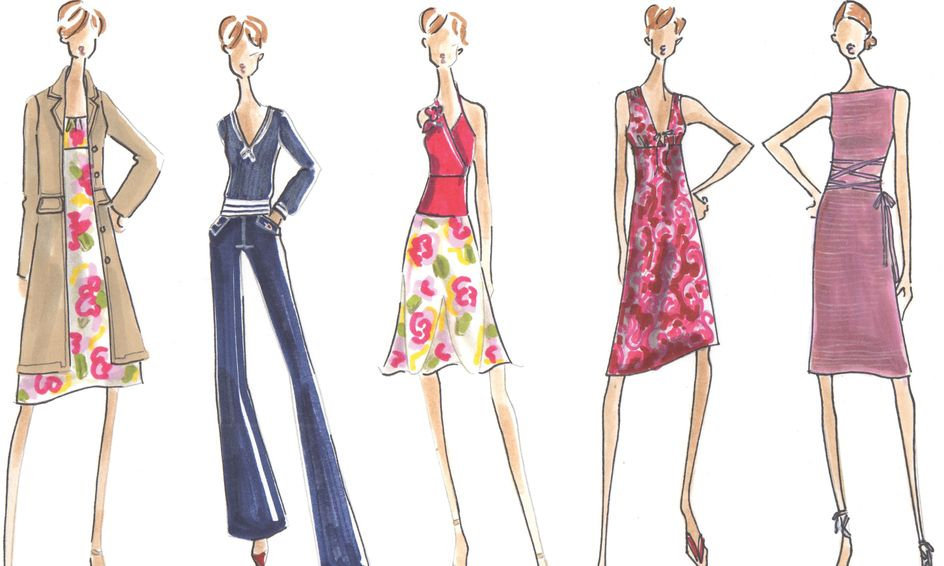 Fashion Design For Kids Mabel The Fashion Muse Small Online Class For Ages 8 12 Outschool