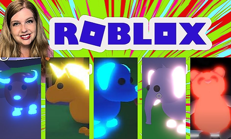 Roblox Adopt Me Fanatics Neon Pet Showcase Small Online Class For Ages 8 13 Outschool