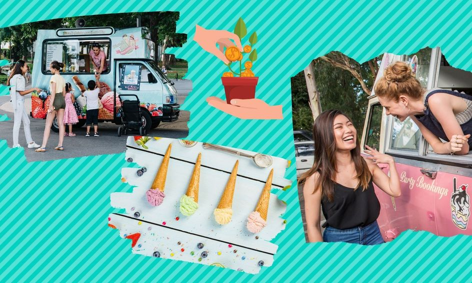 Tween Entrepreneurs Build Your Own Fantasy Ice Cream Truck Business Summer Camp Small Online Class For Ages 9 13 Outschool