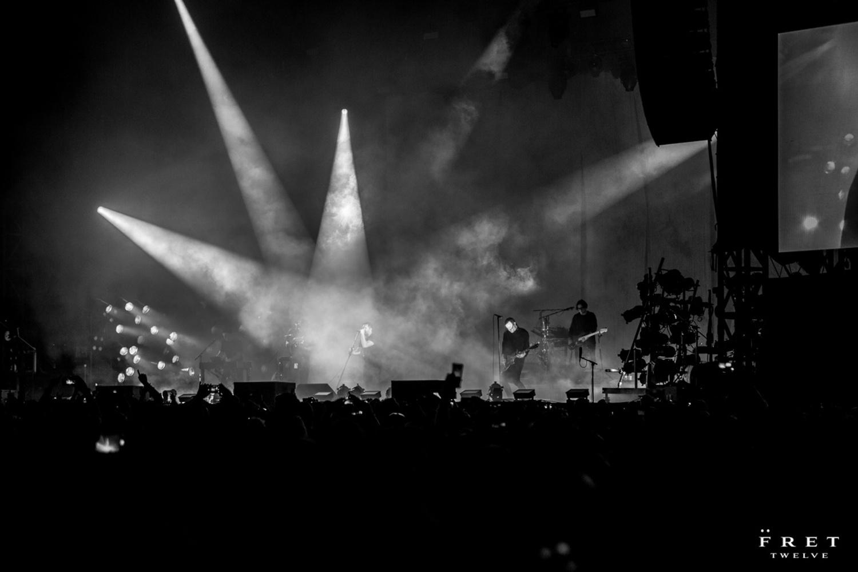 Live Gallery: Nine Inch Nails – FRET TWELVE
