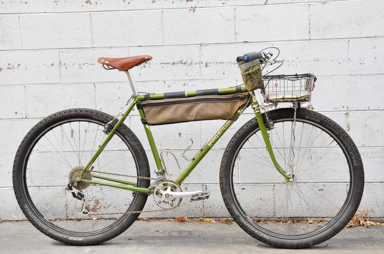 Roman\'s Bikes – Rivendell Bicycle Works