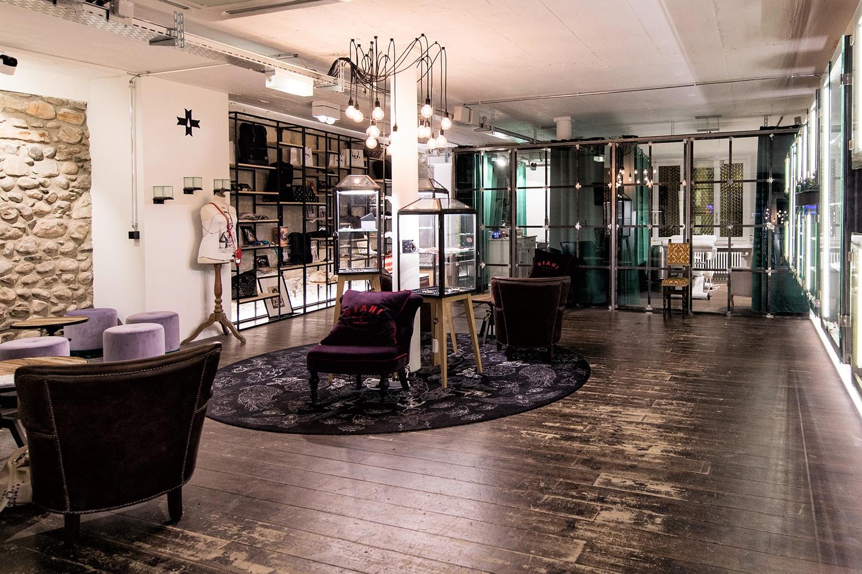 giahi zürich niederdorf— spectroom living & more