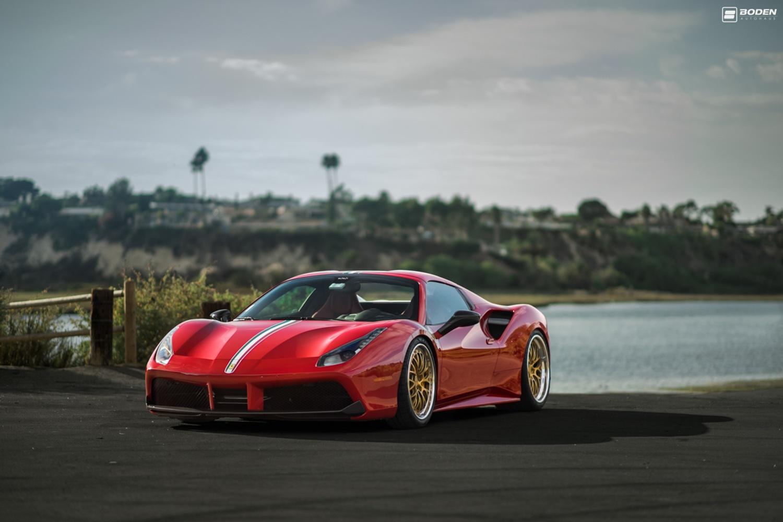 Ferrari 488 Thecur8tor Boden Autohaus