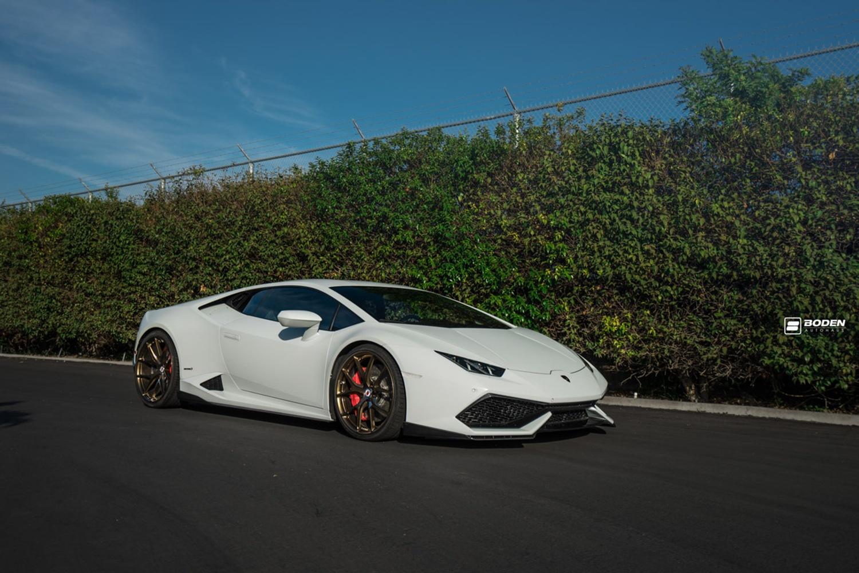Lamborghini Huracan Manu Boden Autohaus