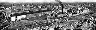 Keasbey and Mattison Factory