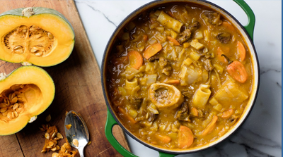 The Soup Joumou