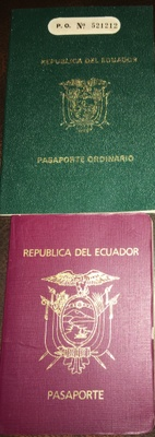 Ecuadorean Passports