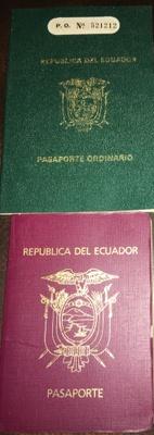 Ecuadorean Passports