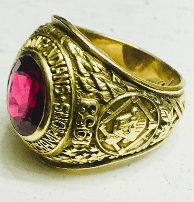 The ring itself