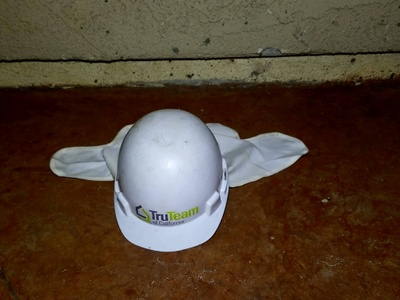 My Dad's Hard Hat