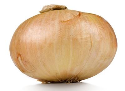 sweet, yellow onion