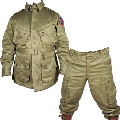 U.S. WWII Standard Marine Uniform