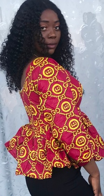 Liberian Clothes