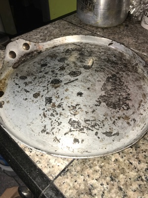 Griddle that was used by my grandmother