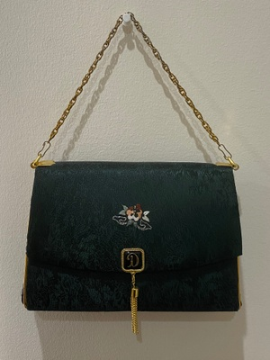 Mom's wedding purse
