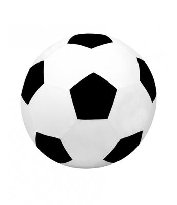 A soccerball