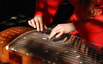 Traditional Chinese instrument