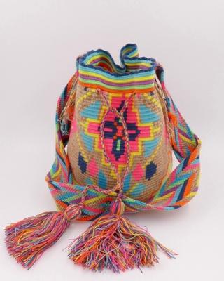 Wayuu bags are hand crocheted bags.