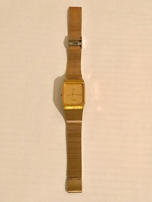 Gold watch from my gradfather