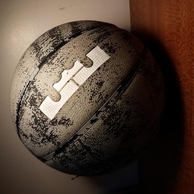 my favorite basketball