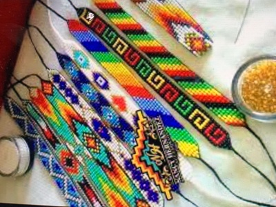 Manillas, known as being bracelets.