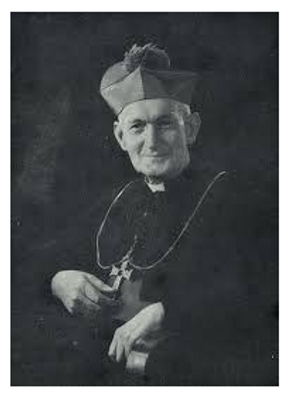 Photograph of Bishop Thomas Quinlan