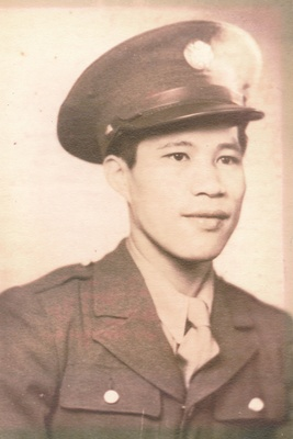 Yoen Quock, US Army in 1942