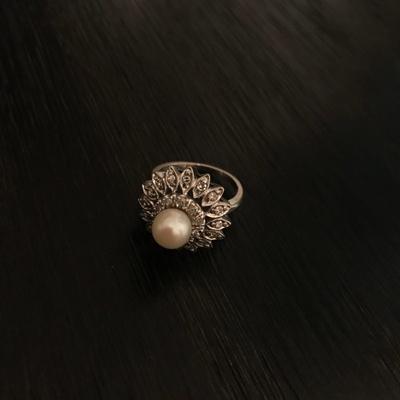 Ring passed down