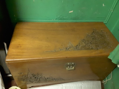 My Grandmother's Chinese Chest
