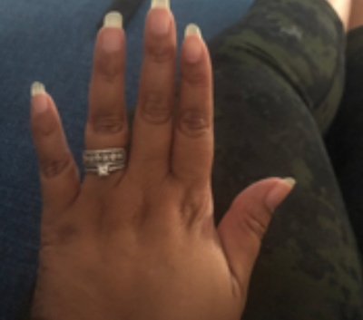 My mothers ring