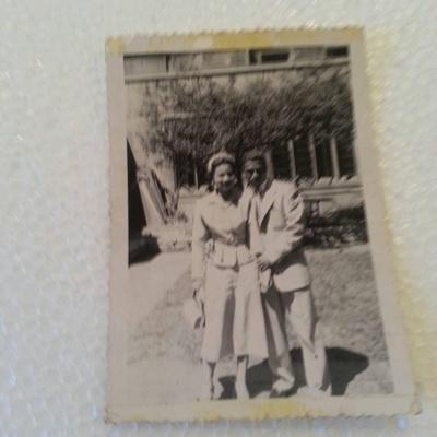 My grandma Barbara and her father Addison in Chicago, IL.