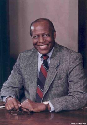 Dr. Willie, Dean of Harvard Grad School of Education