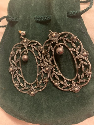 Grandma's Earrings.