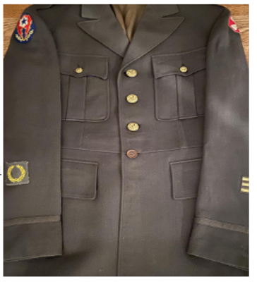 World War II Army Coat