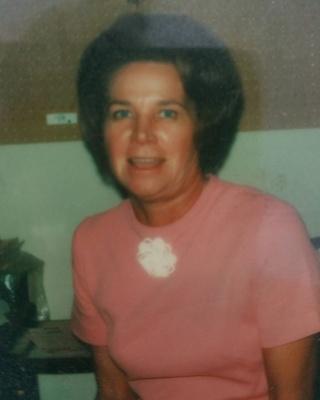 Great-Grandma Ruth