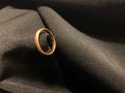 great, great grandparents wedding band