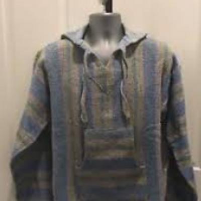 sweater made in Guatemala