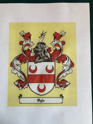 Picture of Coat of Arms and Crest