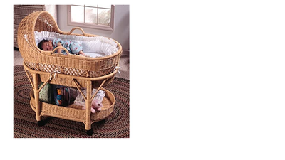 A bassinet