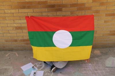 Shan flag.