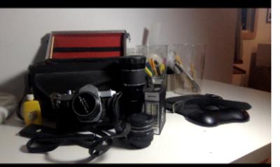 Grandparent's camera