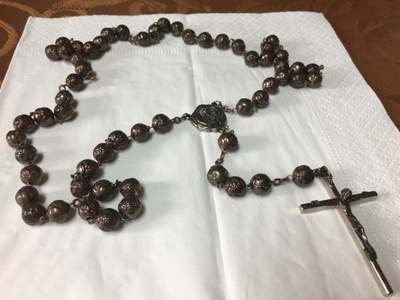 Rosary beads from the Philippines