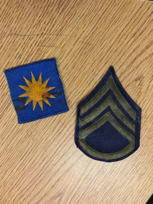 The two patches