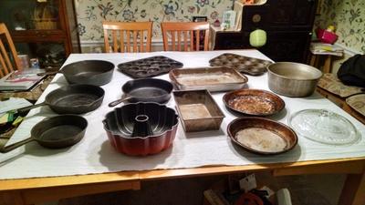 Margaret Oliver's Cooking Past