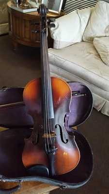 Jacob Silverblatt's Violin
